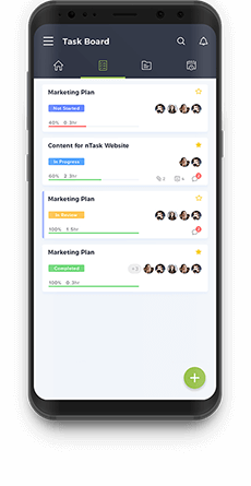 Download nTask for Android and iOS - nTask for Mobile