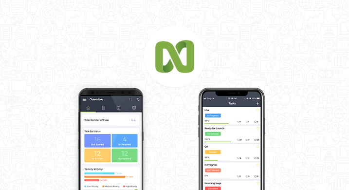 Introducing nTask for Android and iOS 📱