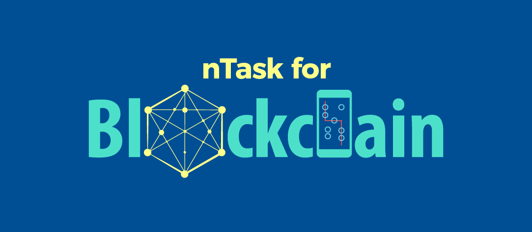 project management for blockchain through ntask manager