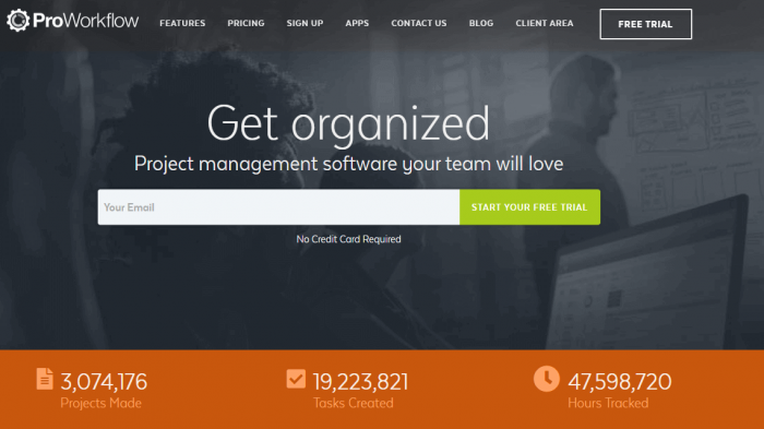 Proworkflow: task management software your team will love