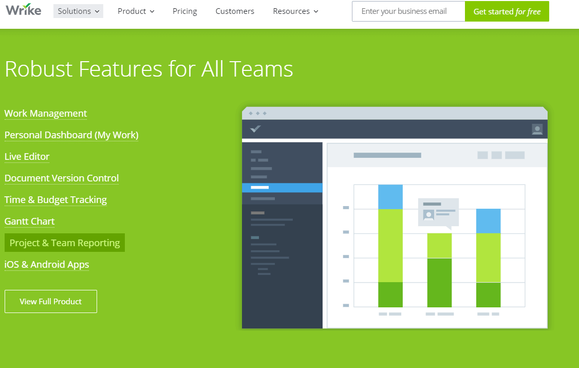 Wrike Team Collaboration: Robust Features for All Teams