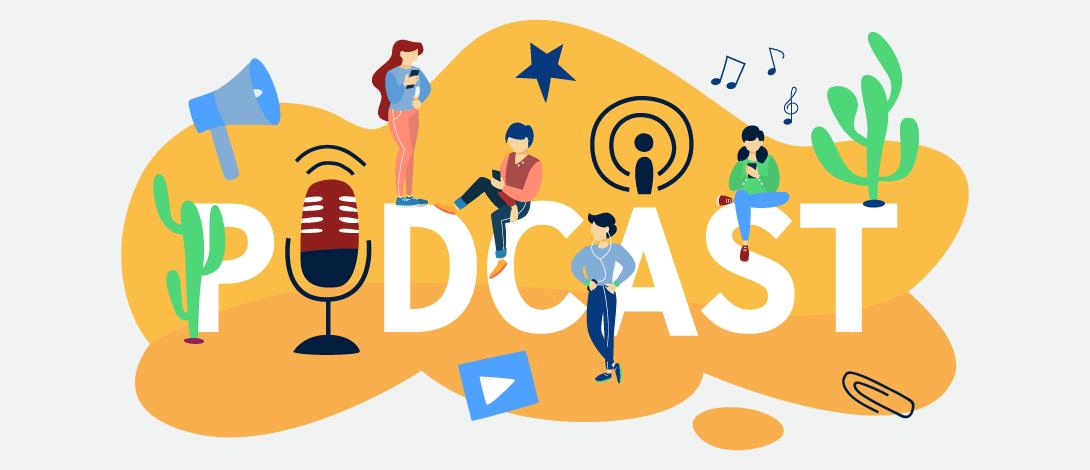 top-productivity-podcasts-blog-header