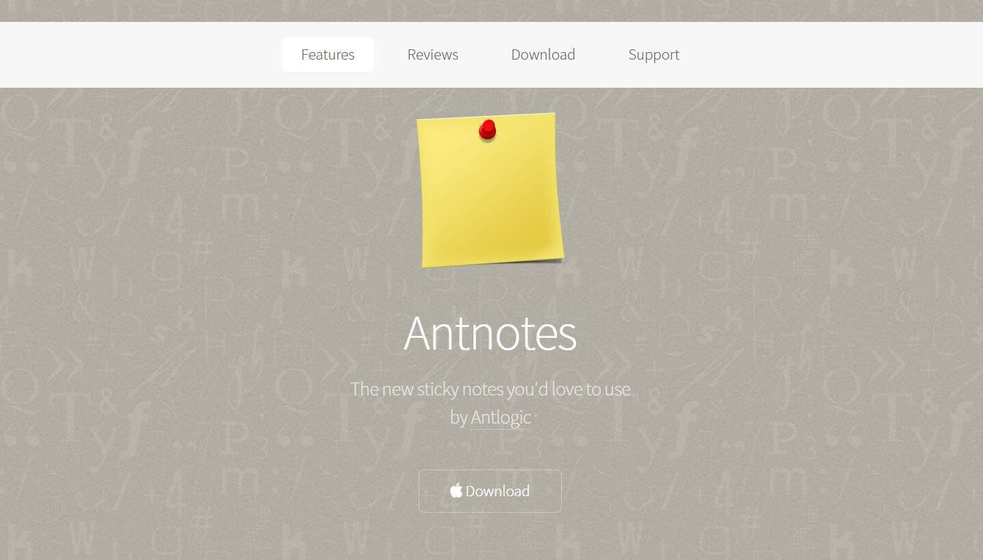 antnotes