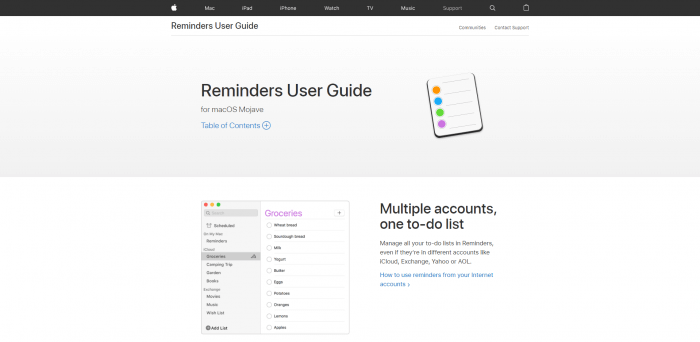 Apple reminders best to-do list apps