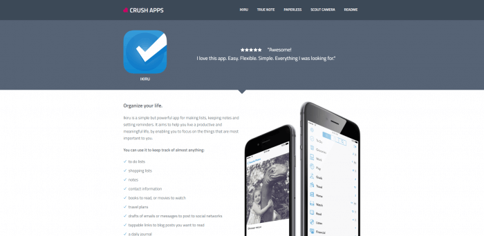 best to-do list apps Ikiru