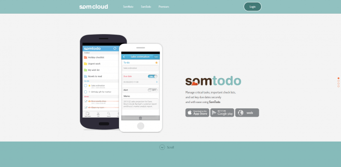 Somtodo best to-do list apps