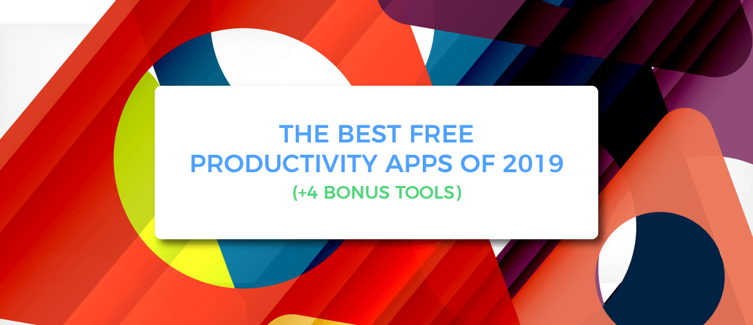 best productivity apps, free productivity apps, top productivity apps