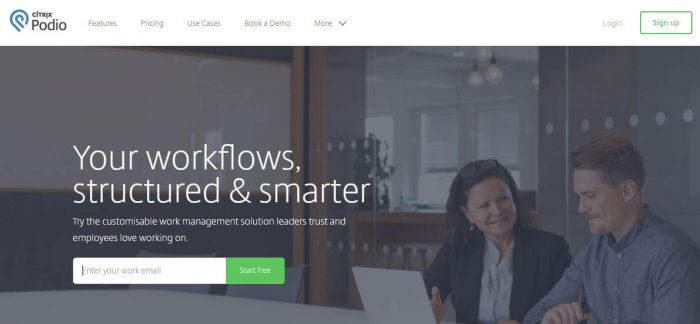 Podio: Your workflows, structured & smarter