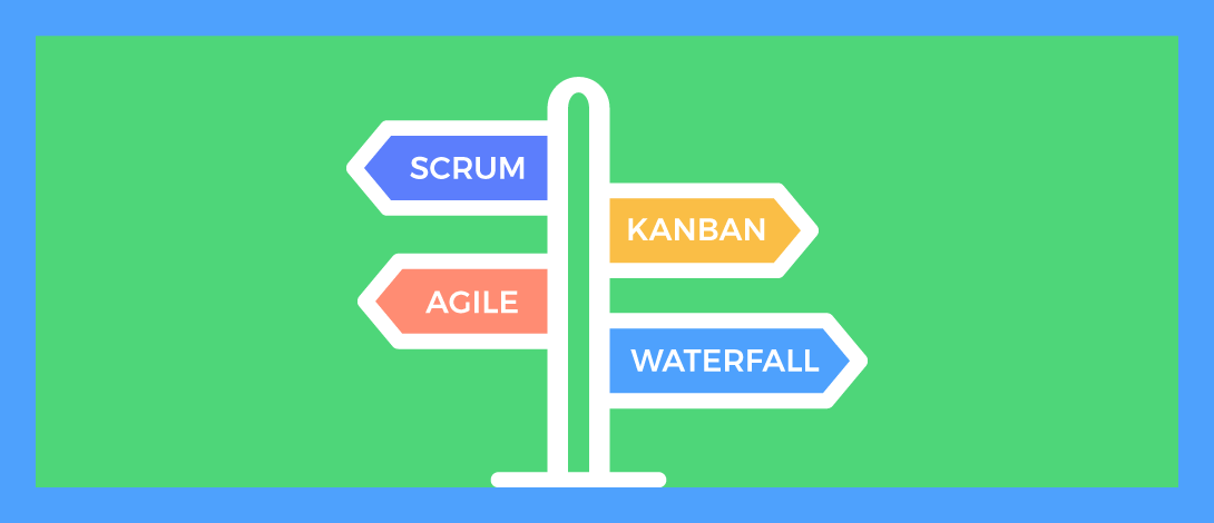 scrum vs kanban vs agile vs waterfall, kanban vs scrum, agile vs waterfall, scrum vs waterfall, kanban vs agile