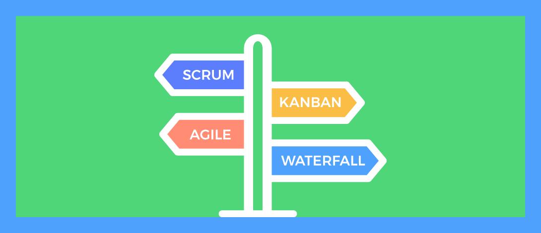 Scrum vs Kanban vs Agile vs Waterfall – A side-by-side