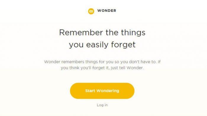 Wonder bot