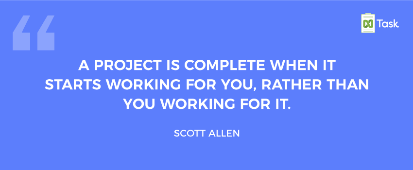 Top 30 Most Inspiring Project Management Quotes Of 2019 Dzone Agile