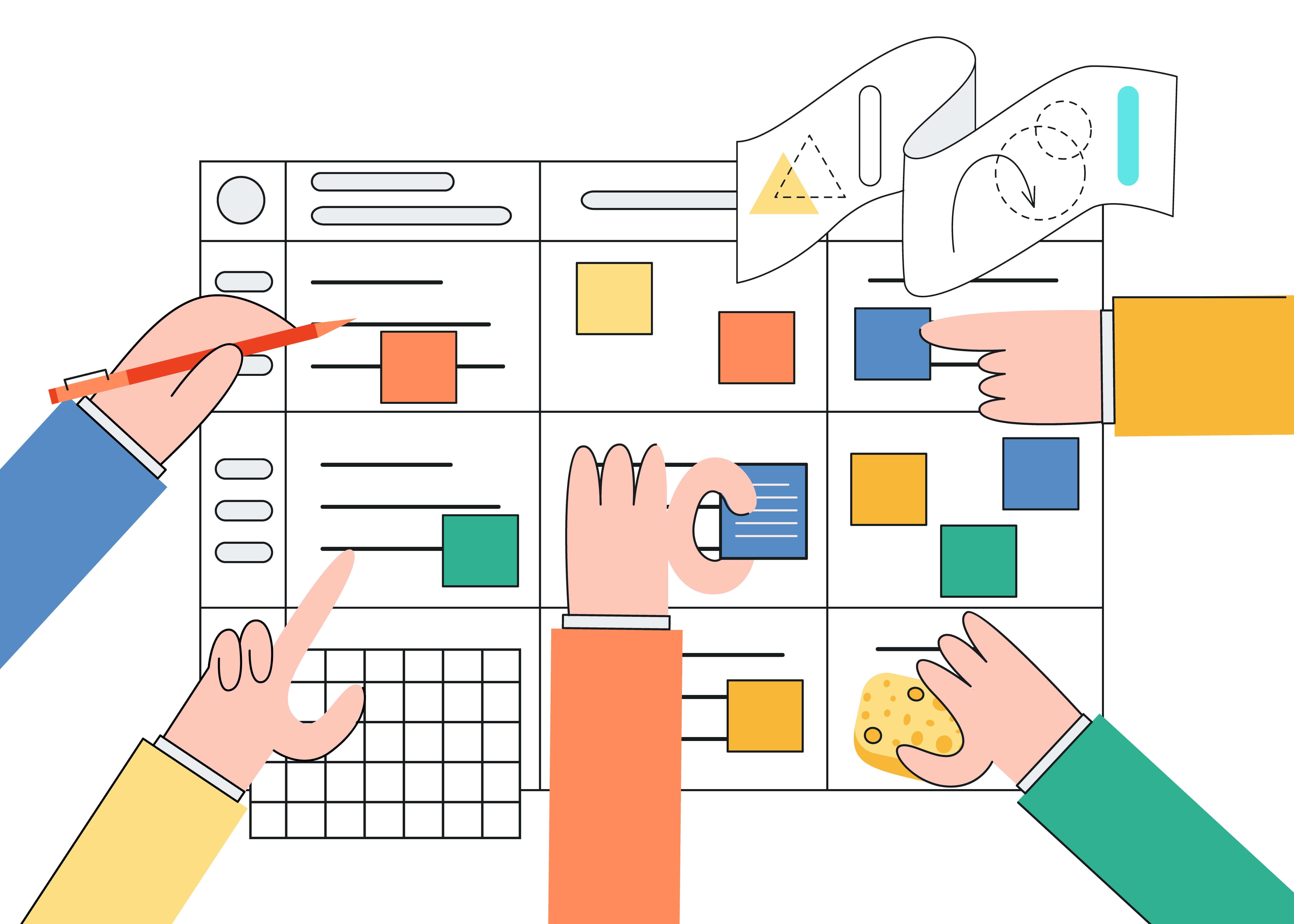 project management techniques draft