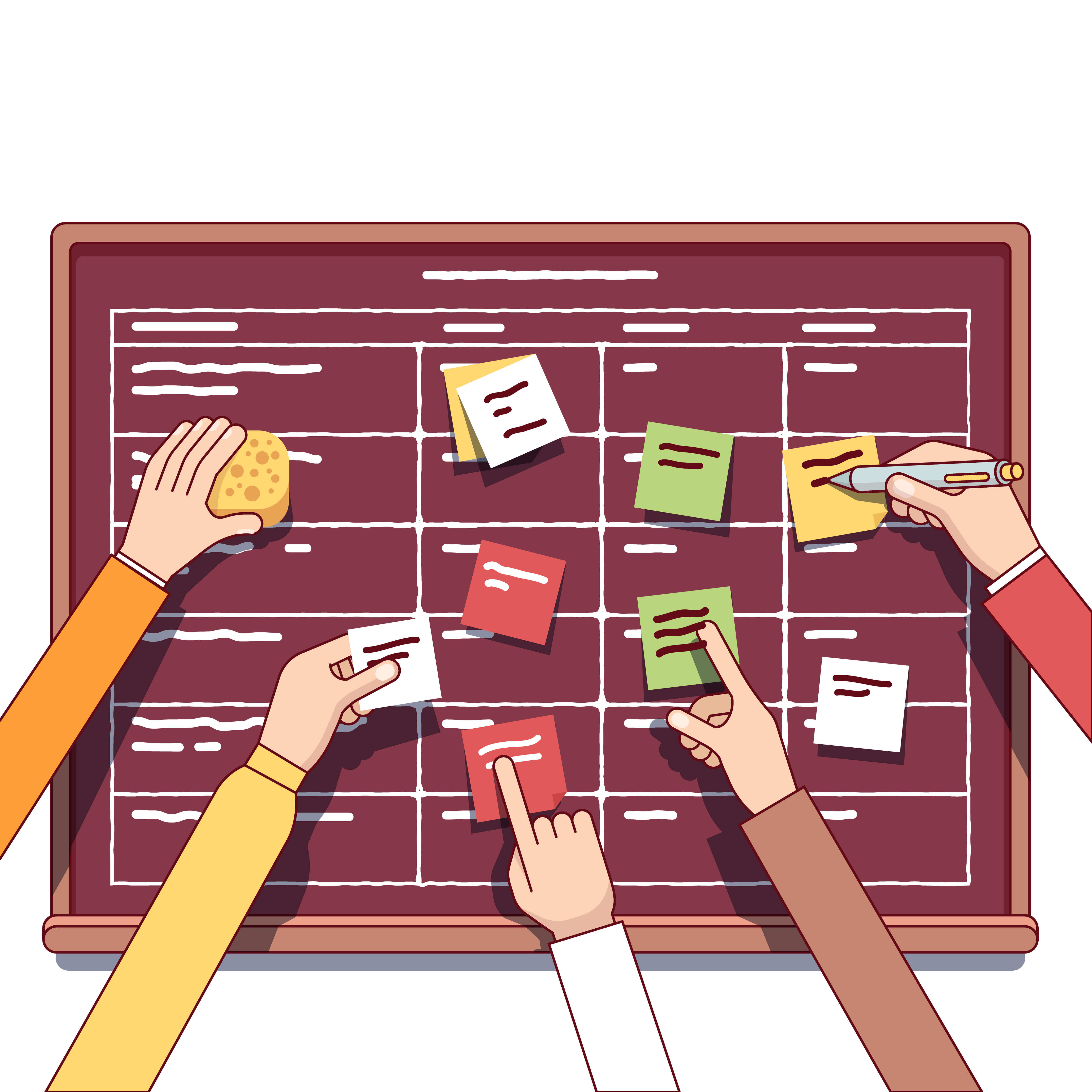Agile Project Management for Distributed Teams
