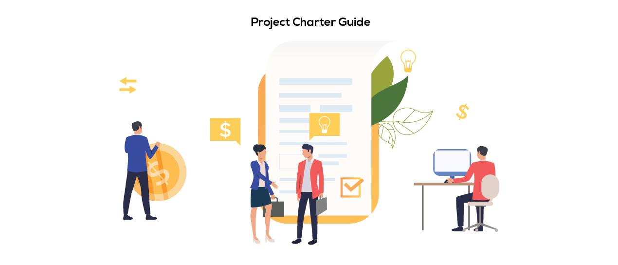 How to write an effective project charter