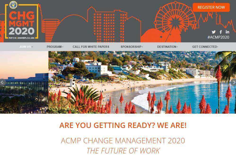 ACMP change mgmt