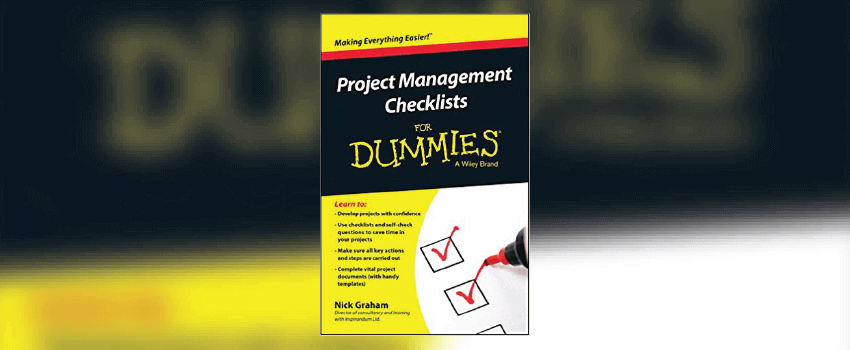 Project-Management-Checklists-For-Dummies