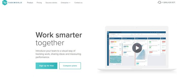 Taskworld: task management software to work smarter together