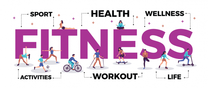 join gym for fitness