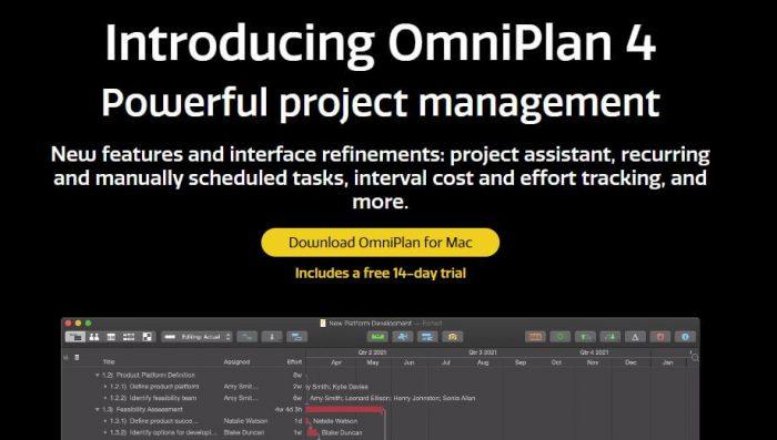 Omni Plan
