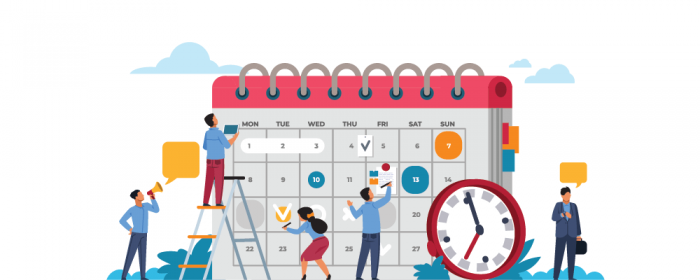 Project manager calendar apps