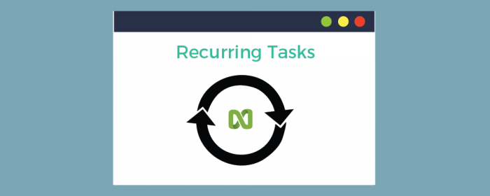 nTask welcomes recurring tasks
