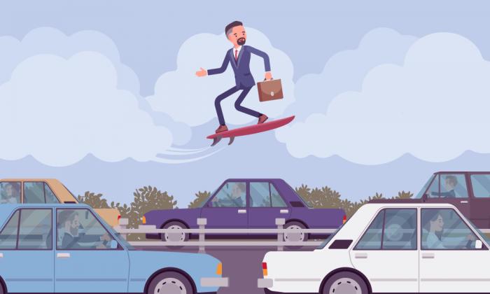 why entrepreneurs take risk