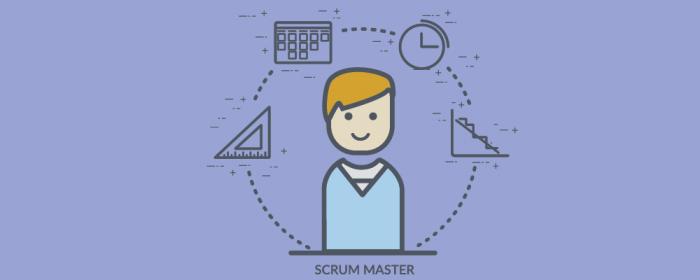 Become a scrum master
