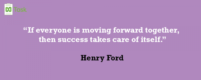 Best teamwork quote - Henry Ford