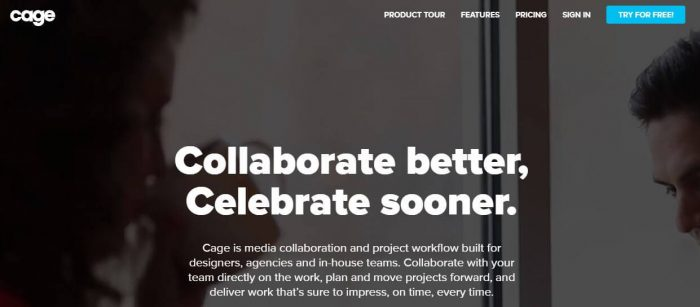 Cage: best project management software to collaborate better, celebrate sooner