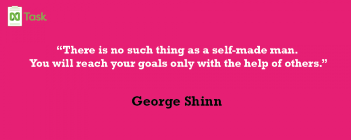 George shinn - Best teamwork quotes
