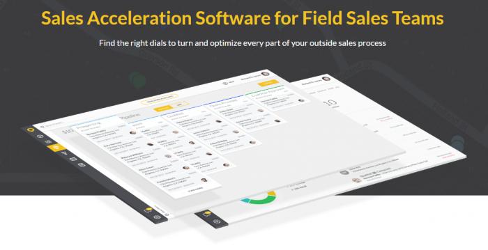 SPOTIO sales tools