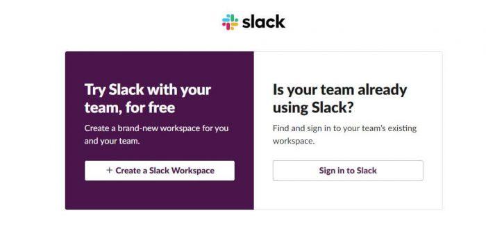 Slack vs Microsoft Teams - getting started with Slack