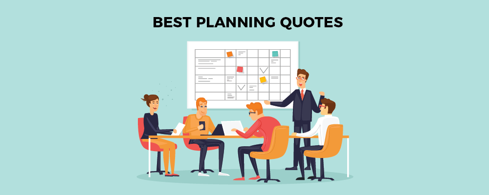 Best planning quotes