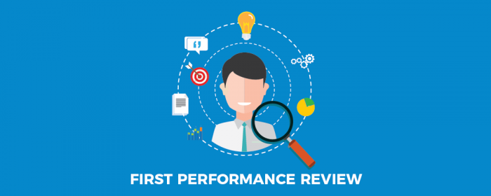 employee onboarding checklist - first performance review-01