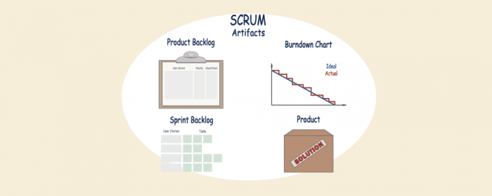scrum and burndown charts