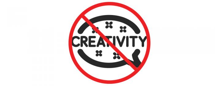 Death of creativity