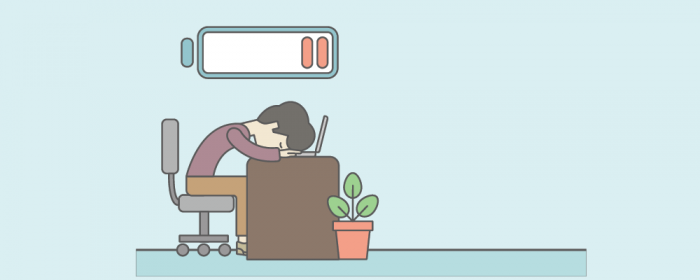 What is employee burnout