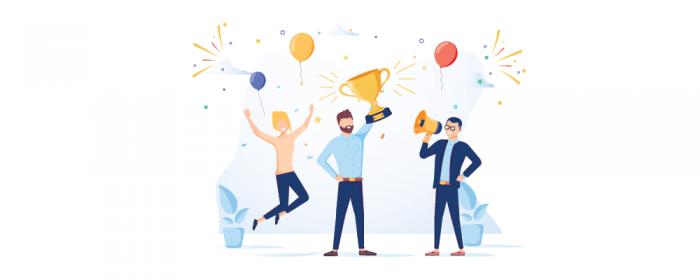 celebrate win - Improve Collaboration Between Departments