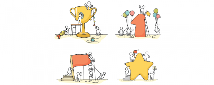 celebrate wins - how to get motivated to work