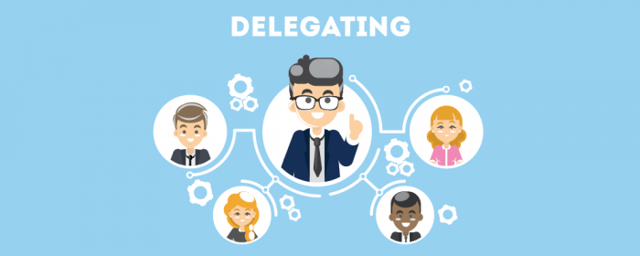 delegation skills - project manager inteview questions