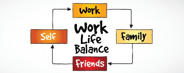 encourage work life balance