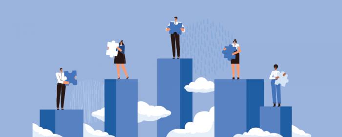 poor communication - failing change management process