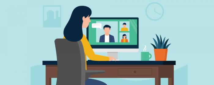 remote working - productivity studies