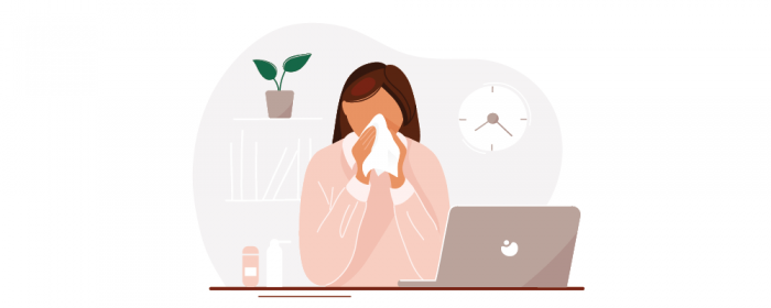top causes of sickness related staff absence
