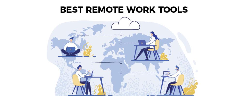 Best remote work tools