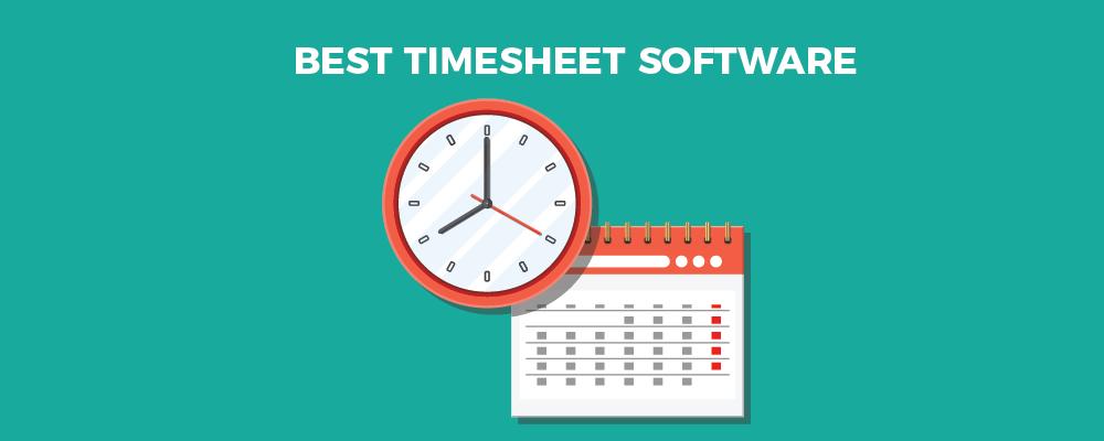 Best timesheet software