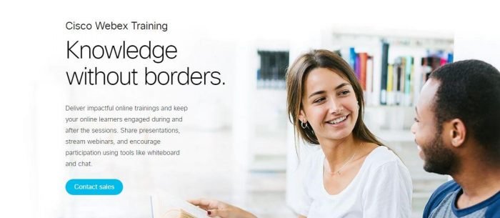 Cisco Webex Training