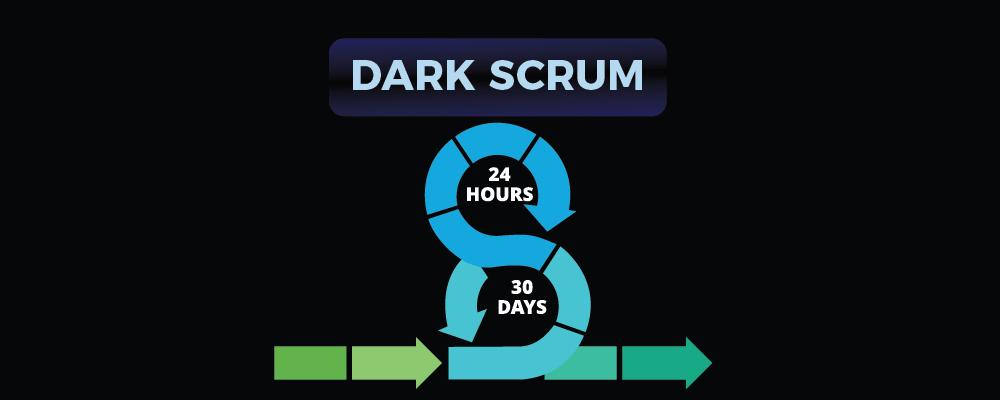 How to defeat dark scrum
