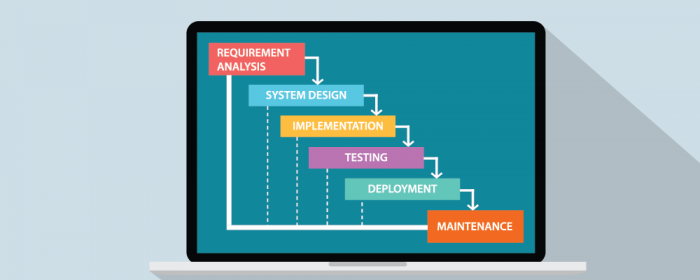Waterfall - project management system